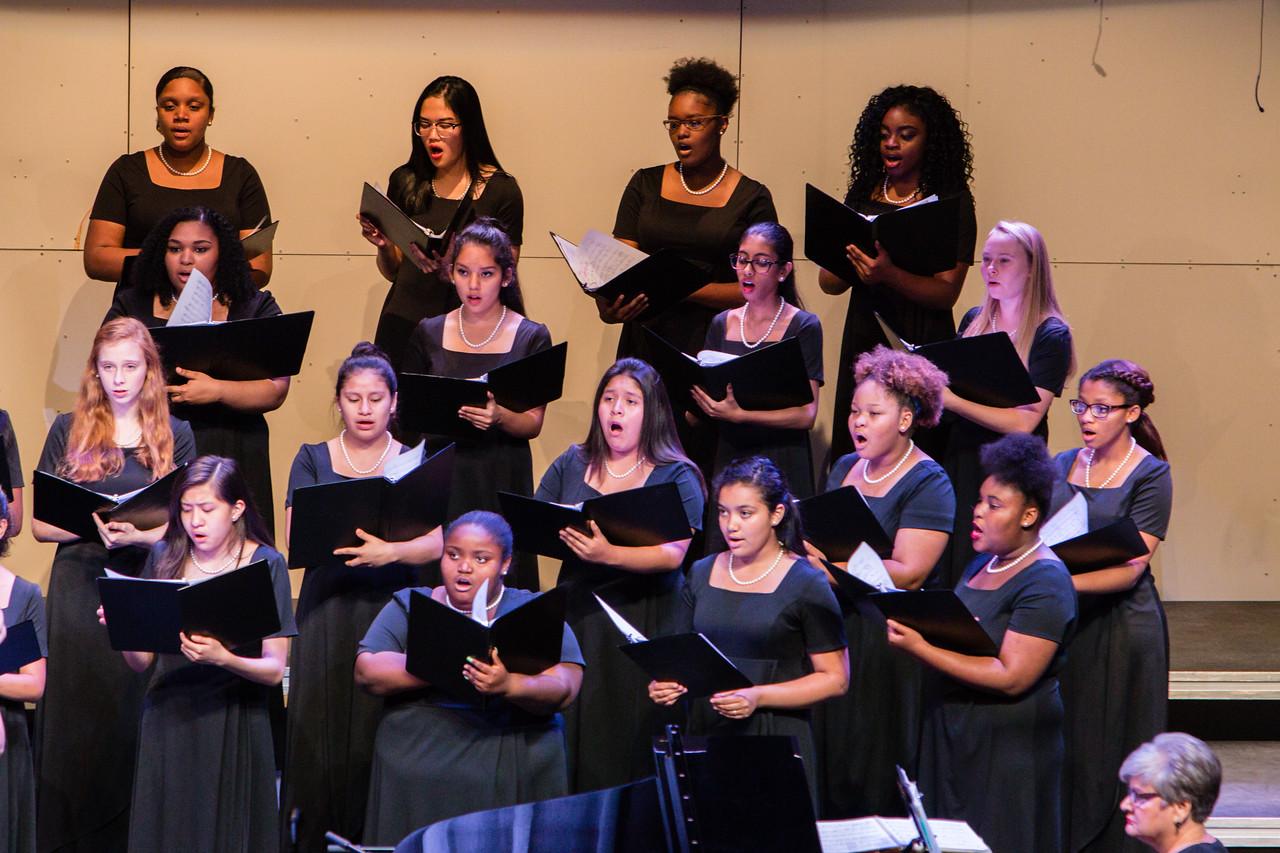 0177 Riverside HS Choirs - Fall Concert 10-28-16