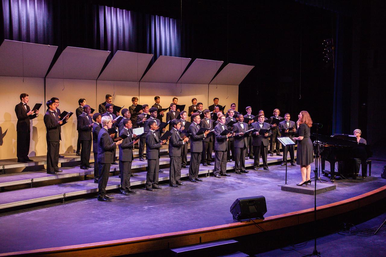 0139 Riverside HS Choirs - Fall Concert 10-28-16