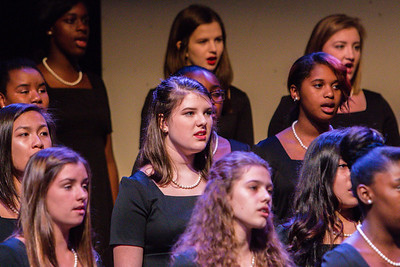 0058 Riverside HS Choirs - Fall Concert 10-28-16