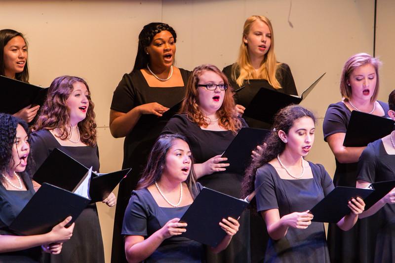 0281 Riverside HS Choirs - Fall Concert 10-28-16