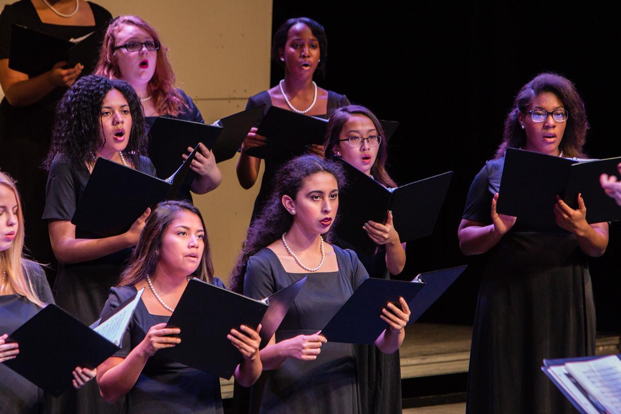 0420 Riverside HS Choirs - Fall Concert 10-28-16