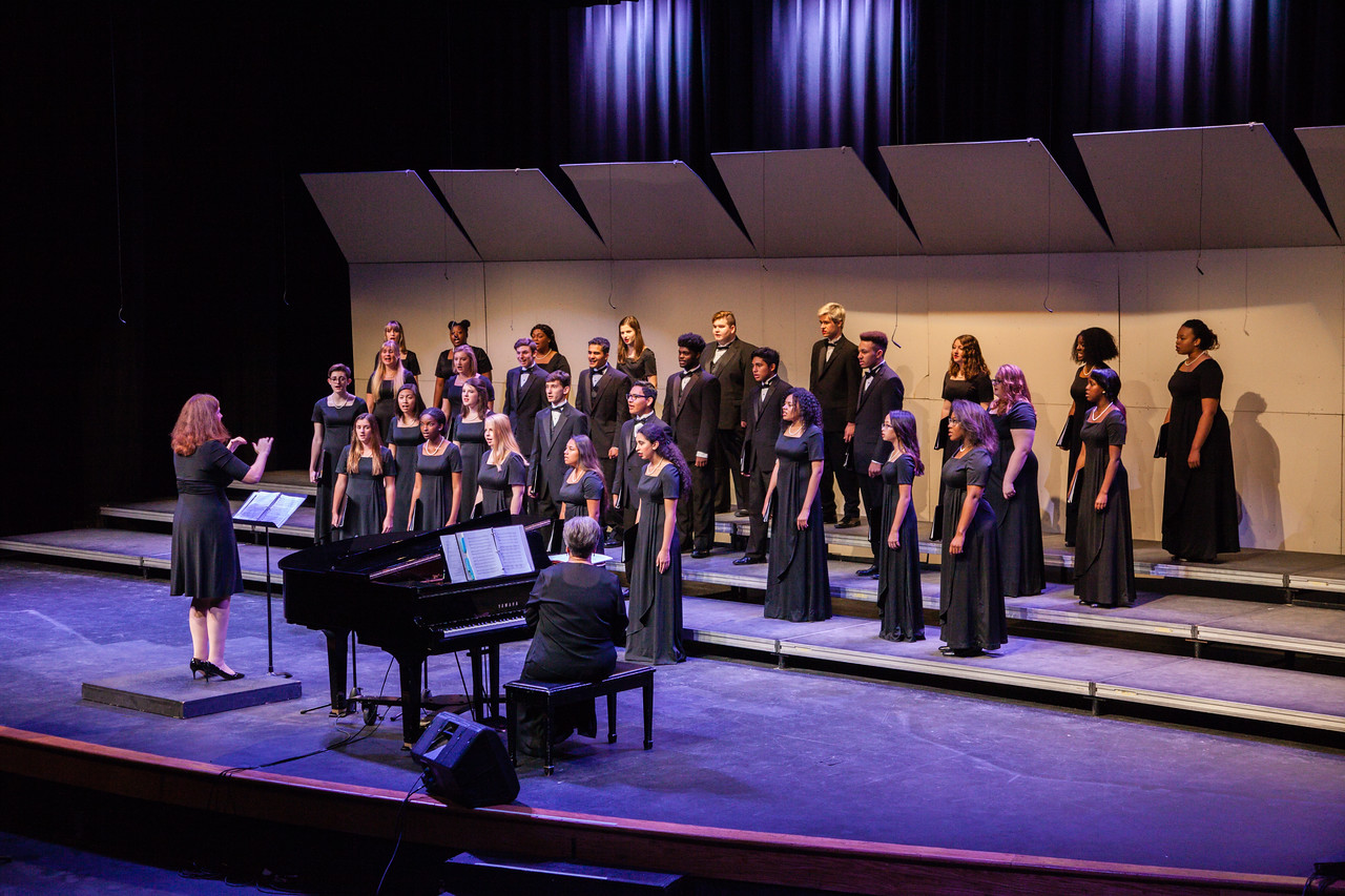 0462 Riverside HS Choirs - Fall Concert 10-28-16