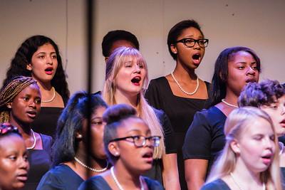 0062 Riverside HS Choirs - Fall Concert 10-28-16