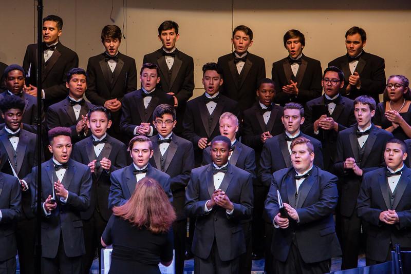 0583 Riverside HS Choirs - Fall Concert 10-28-16