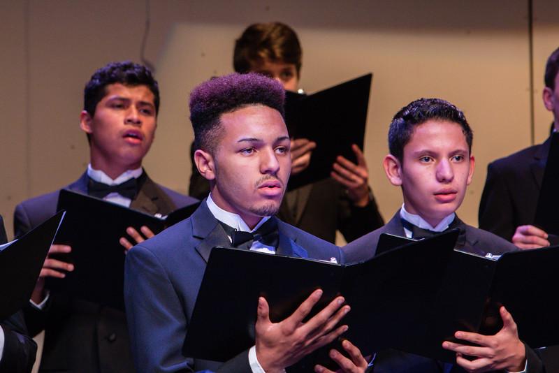 0117 Riverside HS Choirs - Fall Concert 10-28-16