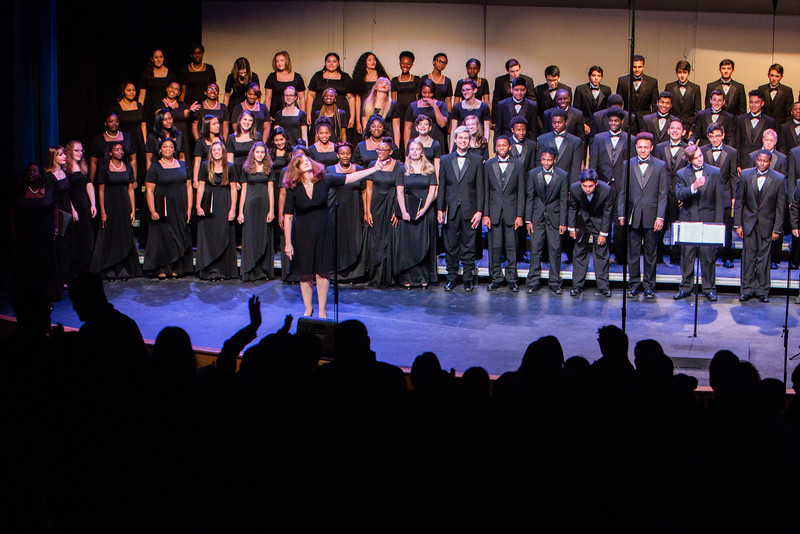 0628 Riverside HS Choirs - Fall Concert 10-28-16