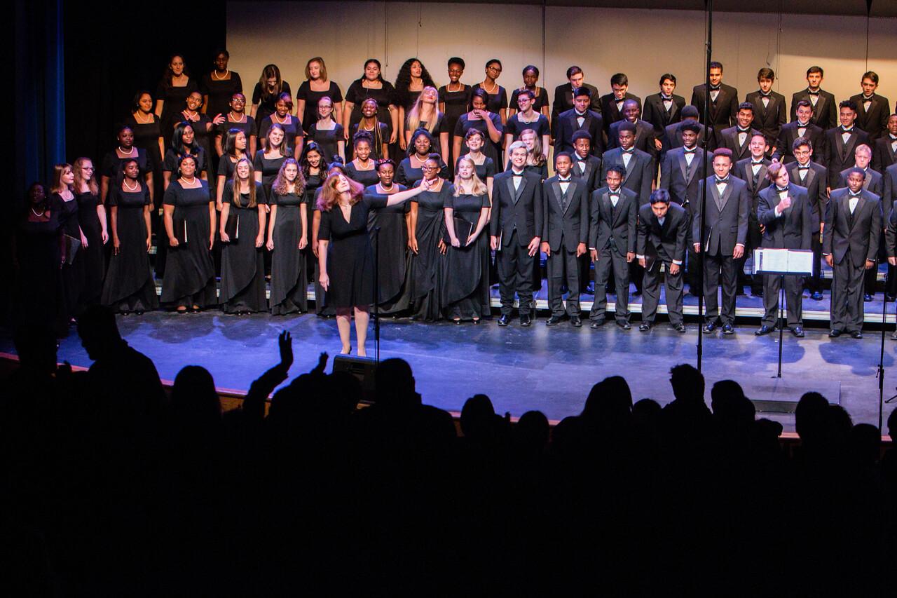 0628 Riverside HS Choirs - Fall Concert 10-28-16