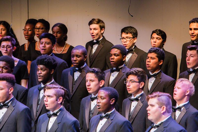 0537 Riverside HS Choirs - Fall Concert 10-28-16