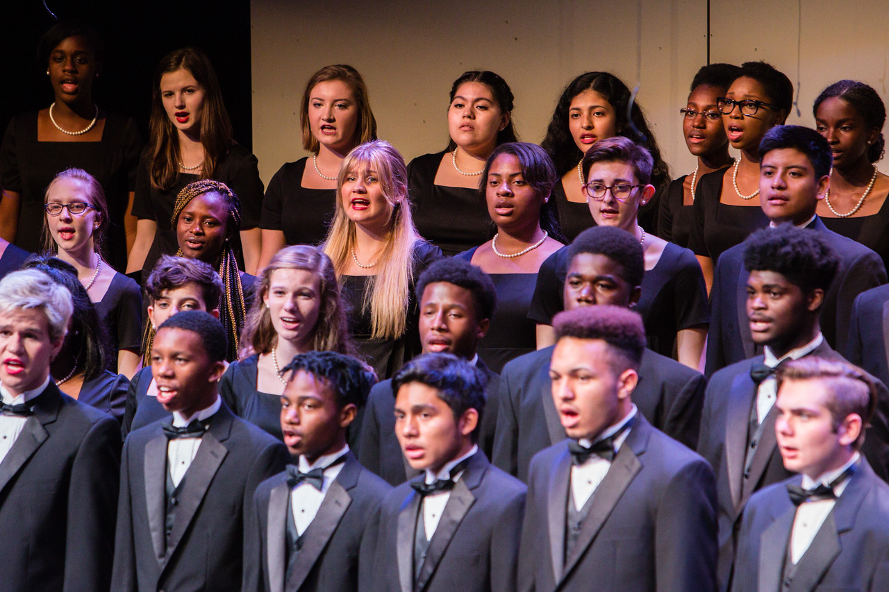 0548 Riverside HS Choirs - Fall Concert 10-28-16