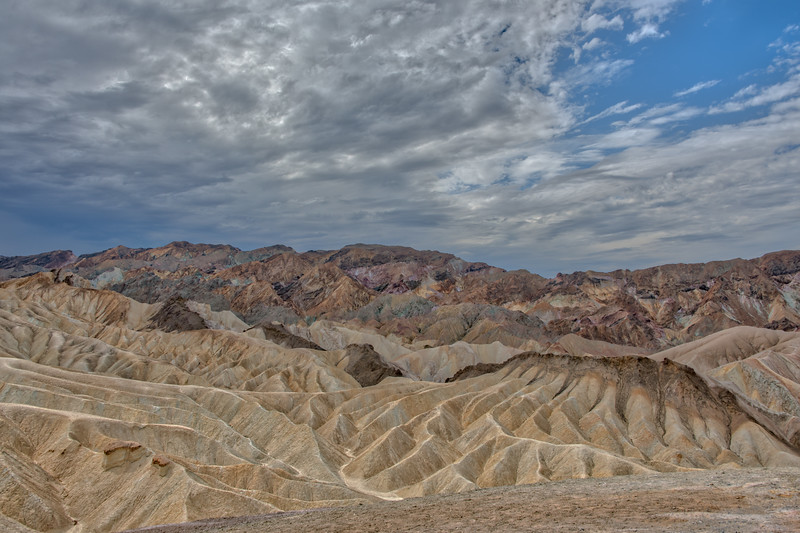Death Valley - Bad Lands