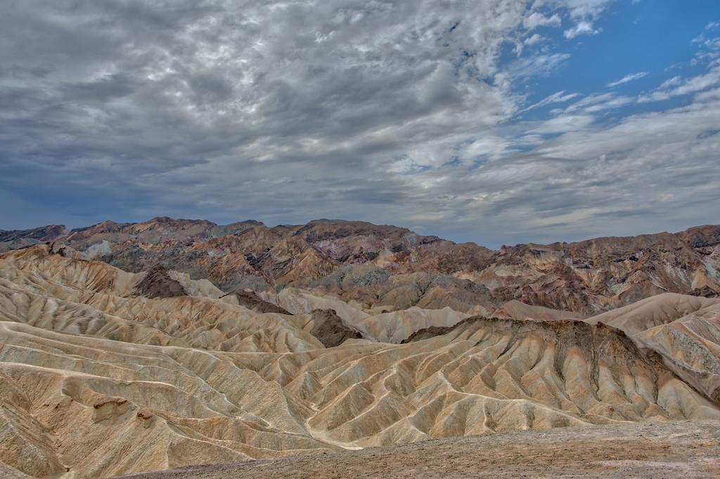 Death Valley - Bad Lands