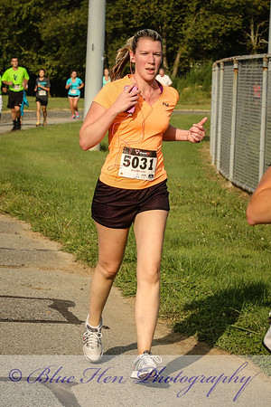 August 16, 2014 - Middletown Peach Festival 5K - Private