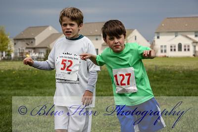 May 4, 2014 - Healthy Kids Running Series