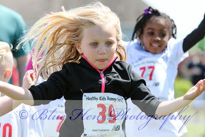 May 8 , 2016 - Healthy Kids Running Series