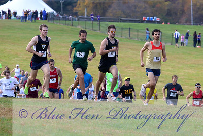 November 2, 2013 - New Castle Country XC Championship - Open Race