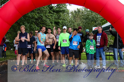 October 13, 2018 - Run for the Buds 5K