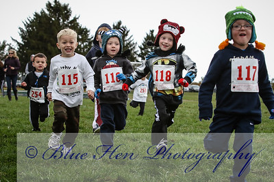 October 18, 2015 - Healthy Kids Running Series