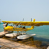 Roatan Honduras.  Twin Engine Ultralight