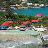 The Island of Roatan, Reef House Resort.
