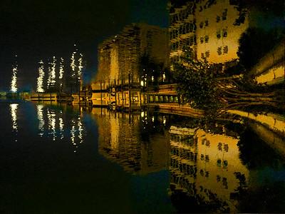 Paris Nightfall