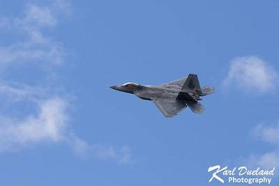 F-22 Raptor HQ-1