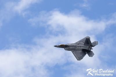 F-22 Raptor HQ-2