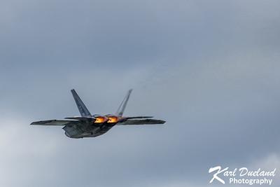 F-22 Raptor HQ-4