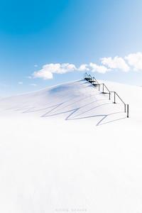 Winter Stairway