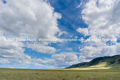 Where the Great Plains and Rockies meet in Wyoming