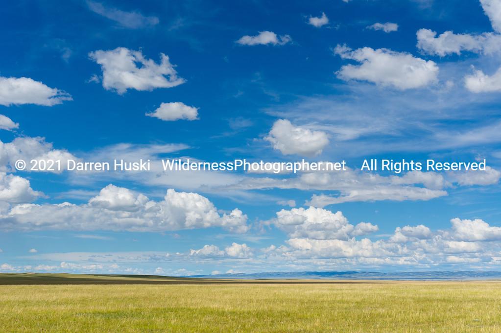 Wyoming Plains near Laramie