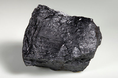 Bituminous Coal (Sedimentary Rock)