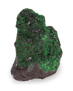 Uvarovite, Ural Mountains, Russia