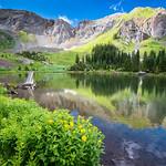 Gold King Basin - Colorado