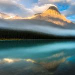 Reflections on Waterfowl Lake