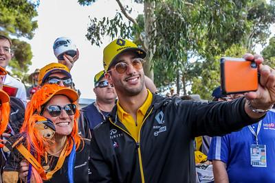 Daniel Ricciardo - Renault