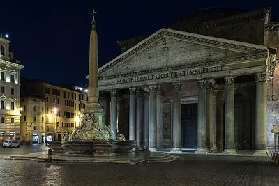 Pantheon's Square