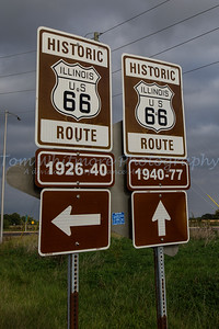 Route 66 Part 1 Chicago, IL to Tulsa, OK