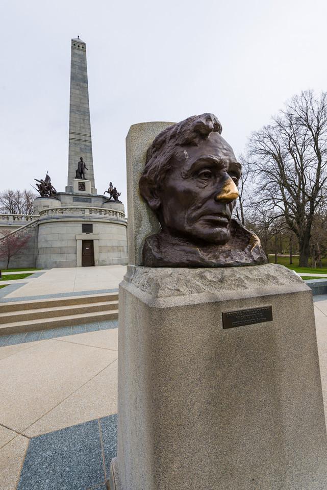 Presiden Lincoln's Tomb