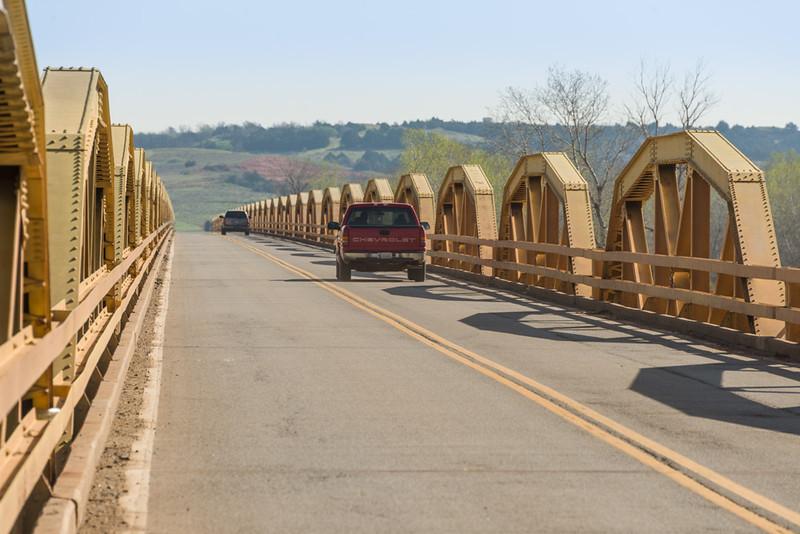 Thirty-nine Span, William H. Murray Bridge