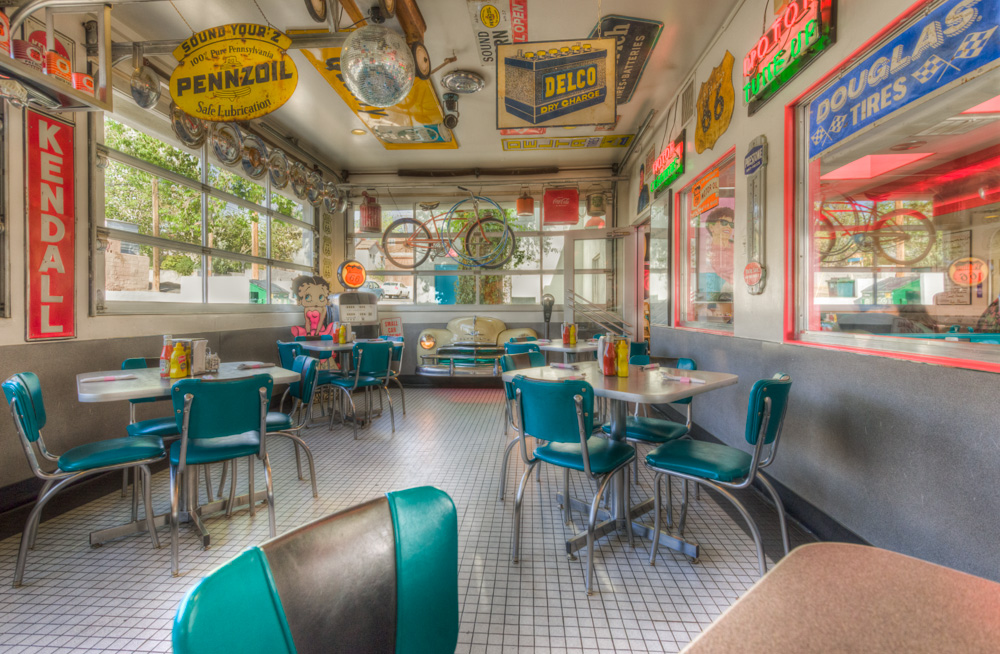 Route 66 Cafe Albuquerque, NM