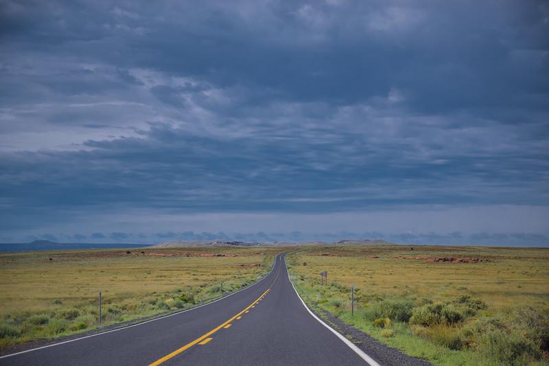 Route de l'Arizona