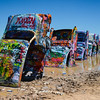 Amarillo's cadillac ranch