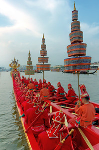 Royal Barge Procession 6 Nov12 (3) HDR