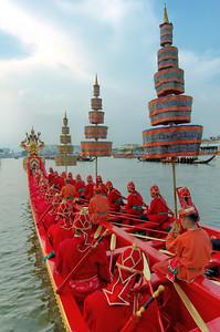 Royal Barge Procession 6 Nov12 (3) HDR