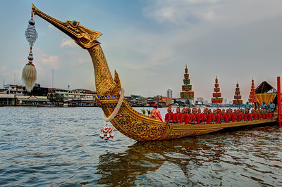 Royal Barge Procession 6 Nov12 (5) HDR