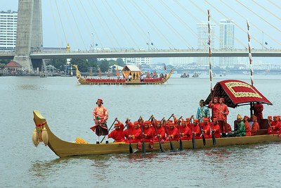 Royal Barge Procession Bangkok 6Nov12 (7)