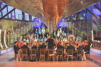 Cutty Sark dinner