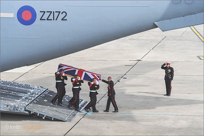40 Commando Repatriation