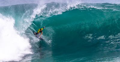 Josh Kerr grabbing a rail