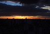Sunset over Buenos Aires - late winter of 2012.